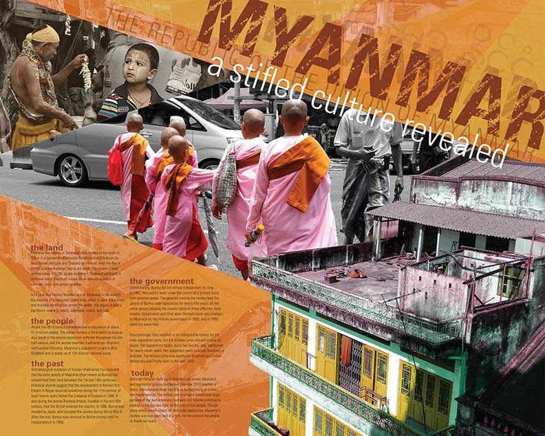 Myanmar: A Stifled Culture Revealed